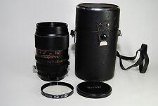 Vivitar Telephoto Auto 135mm F2.8 Lens For Miranda sensorex ll