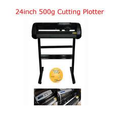 Intbuying 24 500g Cutting Plotter Vinyl Cutter For Pu Vinyl Cutting Machine