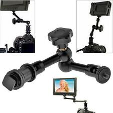 "New 7"" Friction Articulating Magic Arm For DSLR Rig LED Light LCD Monitor Hot"