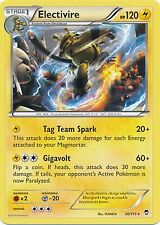 Electivire 30/111 XY Furious Fists RARE MINT! Pokemon