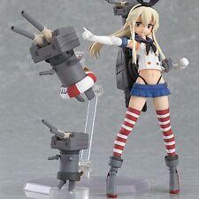 figma 214 Shimakaze Kantai Collection Kancolle Figure Zekamashi  Collection gift