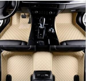 For-Mercedes-Benz-GL350-GL450-GL500-GL550-GL320-GL63 AMG Car-Floor-mats 7 Seat