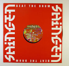 """12"""" Maxi - Shingen - Beat The Drum - B3718 - washed & cleaned"""
