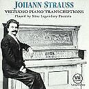 Johann Strauss II - J.Strauss - Virtuoso Piano Transcriptions [CD]