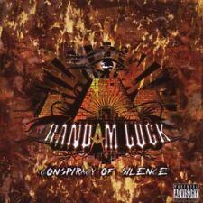 Randam Luck - Conspiracy of Silence OUTERSPACE JEDI MIND TRICKS CD NEU OVP
