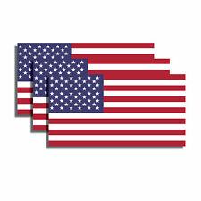 Yescom 22Fla001Us35Orx4P 3x5in. U.S. American Flag - 3 Pieces Usa Flags 3X5 Feet
