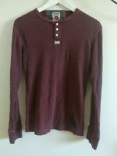 Superdry Cotton Long Sleeve Basic T-Shirts for Men