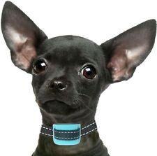 PetSol Small Barking Collar, Blue Anti Bark Collar, Perfect For Training Small