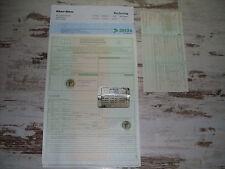 RAHMEN frame Aprilia RSV 1000 ZD4RR RR R factory 2004 *** deutsche Papiere ***