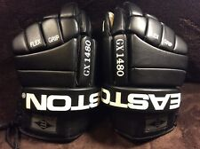 """VINTAGE EASTON GX 1480 HOCKEY GLOVES LARGE SIZE 14"""" EXCELLENT CONDITION"""