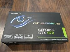 Gigabyte GeForce GTX 970 G1 Gaming GDDR5 Video Graphics Card 4GB
