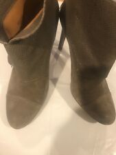 Coach Ankle Boots Size 9B- Pre-owned