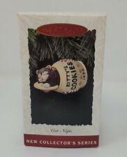 Hallmark Keepsake 1994 Cat Naps Collector's Series #1 Cookie Jar