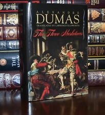 The Three Musketeers by Alexandre Dumas New Illustrated Unabridged Hardcover