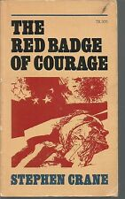 The Red Badge Of Courage Stephen Crane PB (Scholastic Edition)