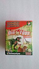 La SCIENZA 4you Dino-UOVA-giocattolo Brachiosauro tirar fuori-NUOVO