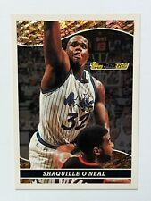 Shaquille O'Neal #18 Topps Black Gold 1994