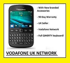 Blackberry 9720,Noir + Extras,Good / Fair Condition,Réseau Vodafone Ref 963 / C