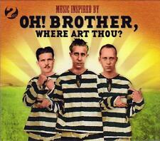 MUSIC INSPIRED BY OH! BROTHER, WHERE ART THOU? (NEW SEALED 2CD)