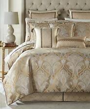 Croscill Alexander 4 Piece Queen Comforter Set Tan $455