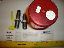 Used Lee Precision Pacesetter 2-Die Set .220 Swift 90542