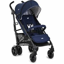 JOIE Brisk LX Stroller - Midnight Navy Pushchair