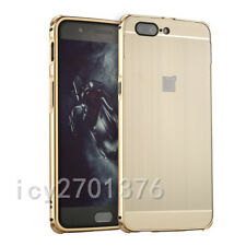 Slim Hybrid Hard Back Case Brush Metal Aluminum Shockproof Bumper Cover Skin #6