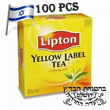 Lipton Classic Tea 100 bags Kosher From Israel