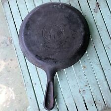 Vintage Griswold Snack Skillet Small  Logo Cast Iron Skillet Erie Pa. USA 7