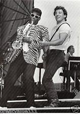 BRUCE SPRINGSTEEN PHOTO 1985 UNRELEASED UNIQUE IMAGE NEWCASTLE 12 INCH RARE GEM