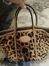 Dolce and gabbana leopard Tote