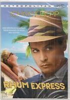 """DVD """"Rhum Express"""" - Johnny Depp   NEUF SOUS BLISTER"""