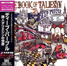 DEEP PURPLE THE BOOK OF TALIESYN CD MINI LP OBI Evans Blackmore Lord Paice new