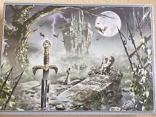 Express Gifts The Promise by Adrian Chesterman Fantasy Gothic Jigsaw  Puzzle