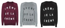 Unbranded Slogan Jumpers & Cardigans for Women