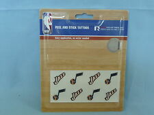 UTAH JAZZ  Peel and Stick TATTOOS  New in Package! by RICO  Set of 3  packages