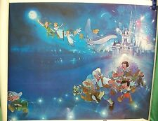 1980 Coca Cola Disney Mail-in offer print, antenna topper and coin