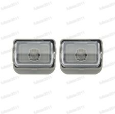 1Pair GJ6A-51-270B  License Plate Number Light For Mazda CX-5 2012-2014