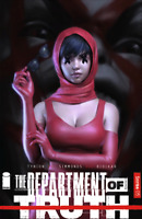 🔥 Department of Truth #5 Will Jack Exclusive Variant SOLD OUT LIMITED 400 NM!