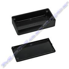 100x50x25mm Abs Negro gabinete de plástico pequeño proyecto Caja Para Circuito Electrónico