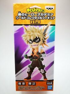 My Hero Academia Banpresto Figurine World Collection Figure vol.8 Bakugo Katsumi