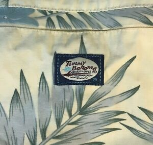 Tommy Bahama Tropical Cotton Shoulder Beach Drawstring Sack with Zipper Pocket