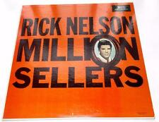 Rick Nelson Million Sellers 1964 Imperial 9232 Mono R&R Rockabilly LP Strong VG+