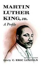 Martin Luther King, Jr. (American Profile Series)-ExLibrary