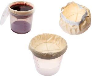 Filterbeutel Filtersack Weinfilter Bierfilter Filter Maischefilter Mostfilter
