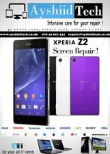Sony Xperia Z2 BROKEN LCD SCREEN GLASS DIGITIZER REPAIR REPLACEMENT SERVICE
