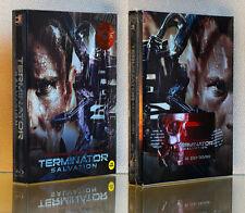 TERMINATOR SALVATION [Blu-Ray] Limited 800 (STEELBOOK) [A1] FULL SLIP (Region A)