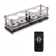 Nixie Tube Clock Advanced Version Clear Acrylic for QS30-1 SZ1-1 SZ-8 SZ3-1 SALE
