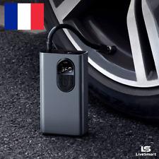 Compresseur d'Air Voiture Portable Sans Fil Auto Gonfleur Pneu Pompe Électrique