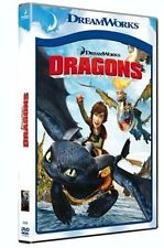 DVD *** DRAGONS *** de Dreamworks ( neuf sous blister )